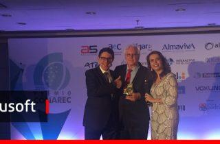 Plusoft vence em três categorias do Prêmio CONAREC 2016
